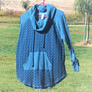 Like new NoBo cowl turtle neck sweater XL
